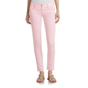 Lilly Pulitzer Worth Skinny pink jeans size 10